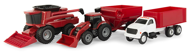 47004 - ERTL Toys Case IH Vehicle Playset Playset