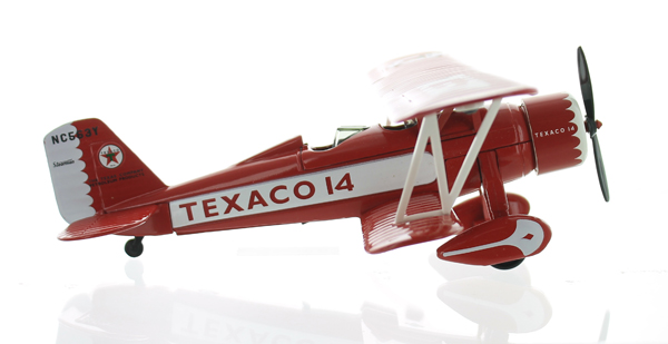 F121 - ERTL Toys Texaco Wings Of Texaco 3 1995 1931