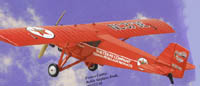 H122 - ERTL Toys Texaco Wings Of Texaco 6 1998 1929