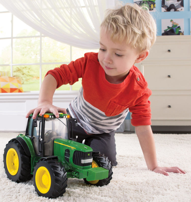 ERTL Toys John Deere 7330 Tractor Big Farm Series