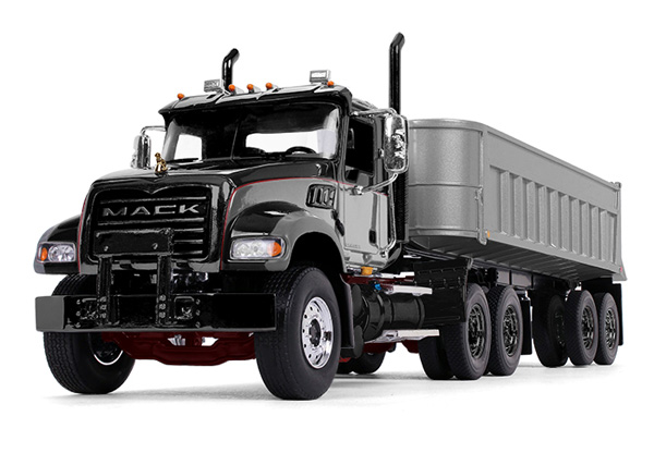 10-4143 - First Gear Replicas Mack Granite
