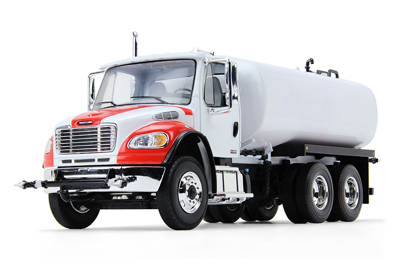 10-4159B - First Gear Replicas Freightliner M2 106 Water Tank Truck