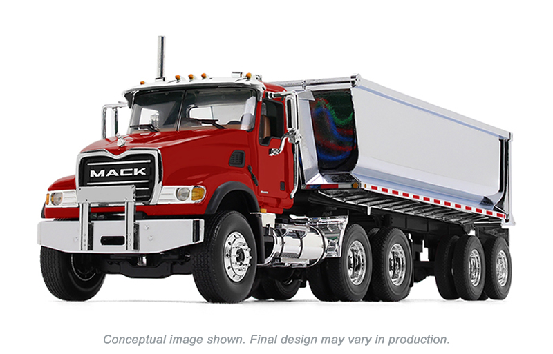 10-4181 - First Gear Replicas Mack Granite