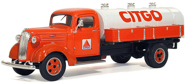 19-3059 - First Gear Replicas Citgo 1937 Chevy Oil Tanker