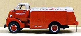 29-1608 - First Gear Replicas Chevron 1952 GMC Fuel Tanker 1260 Produced