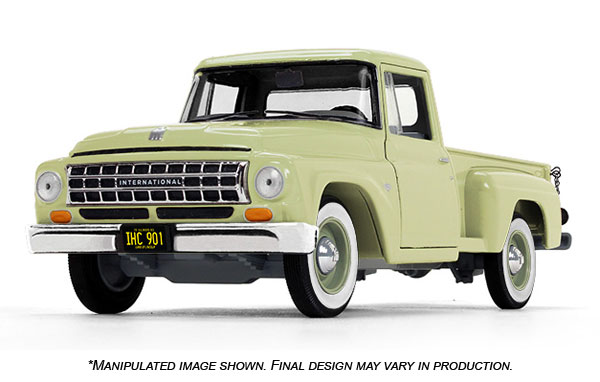 40-0420 - First Gear Replicas 1963 International C1100 Pickup