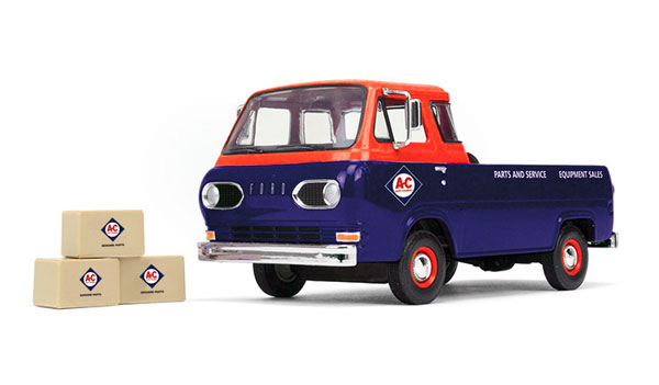 49-0401 - First Gear Replicas Allis Chalmers 1960s Ford Econoline Pickup