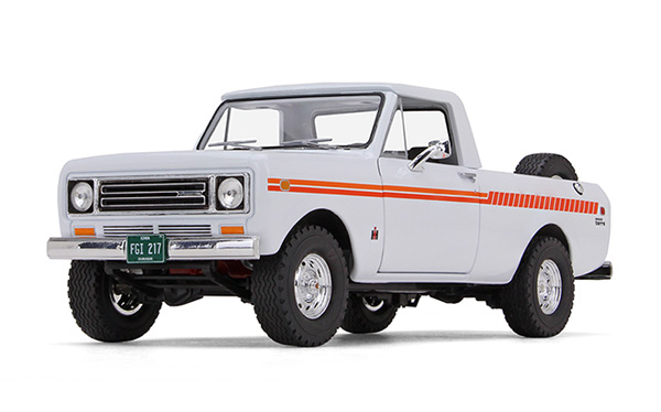 49-0407 - First Gear Replicas 1979 International Scout Terra Pickup