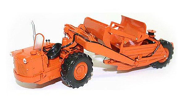 50-3099 - First Gear Replicas Allis Chalmers TS300 Cable Operated Motor Scraper