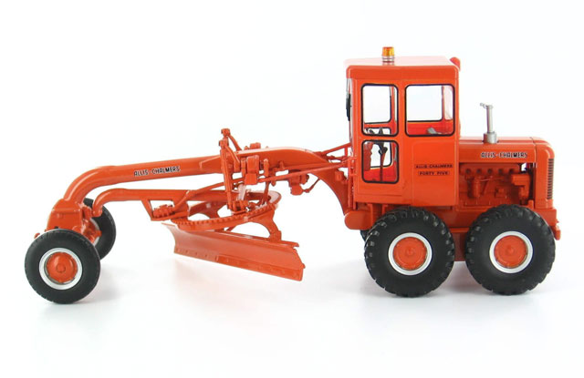 50-3126 - First Gear Replicas Allis Chalmers Forty Five Motor Grader Official