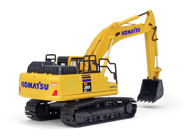 50-3361 - First Gear Replicas Komatsu PC360LC 11 Tracked Excavator Made of