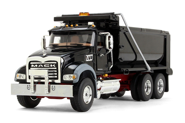 50-3386 - First Gear Replicas Mack Granite Dump Truck