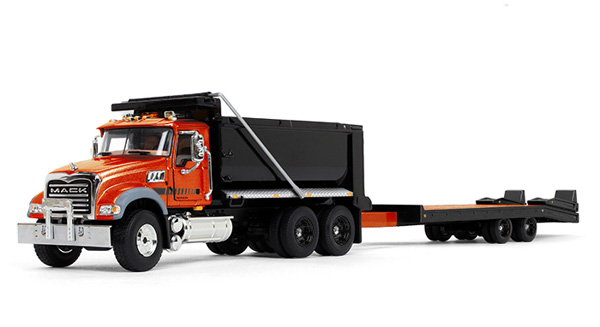 50-3403 - First Gear Replicas Mack Granite Dump Truck