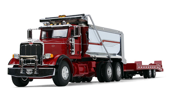 50-3404 - First Gear Replicas Peterbilt Model 367 Dump Truck