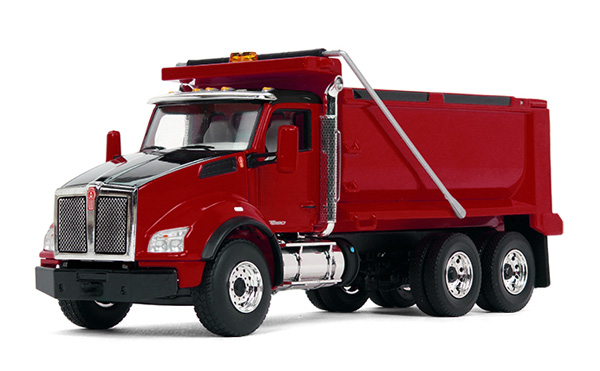 50-3405 - First Gear Replicas Kenworth T880 Dump Truck