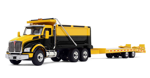 50-3406 - First Gear Replicas Kenworth T880 Dump Truck