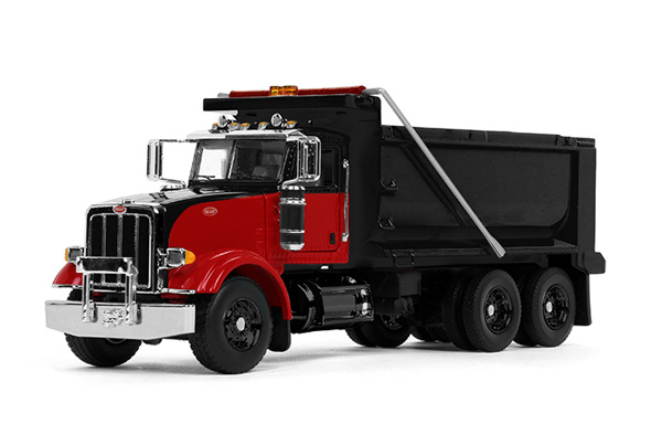 50-3407 - First Gear Replicas Peterbilt 367 Dump Truck