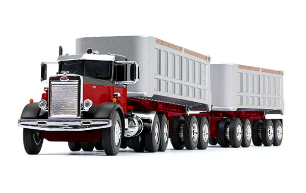 60-0414 - First Gear Replicas Peterbilt Model 351