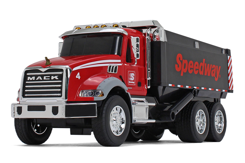 79-0588 - First Gear Replicas Speedway Mack Granite Dump Truck
