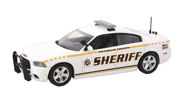 PR-168 - First Response Franklin County Sheriff 2014 Dodge Charger Police