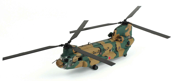 FV-821004B - Forces Of Valor CH 47J Chinook Helicopter JGSDF 12th Brigade
