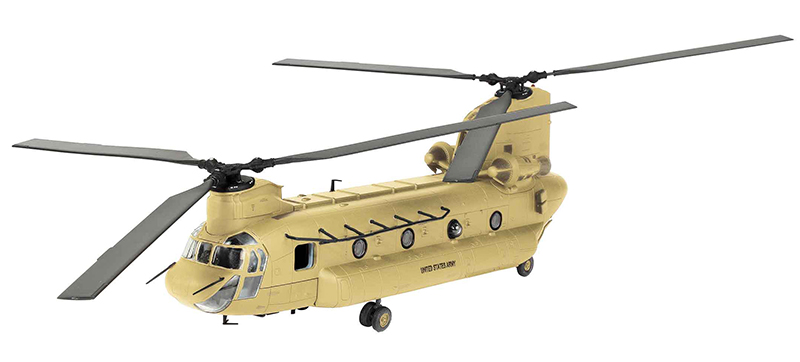 FV-821004D - Forces Of Valor CH 47D Chinook Helicopter 25th Infantry Division