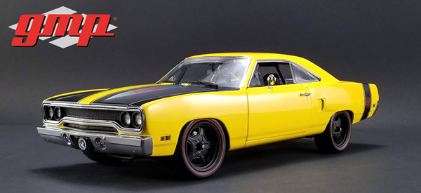 18837 - GMP 1970 Plymouth Road Runner Street Fighter