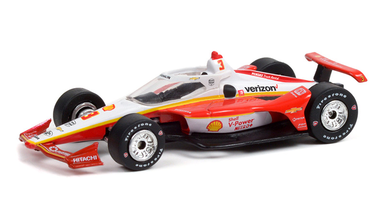 11502 - Greenlight Diecast 3 Scott McLaughlin 2020 NTT IndyCar Series
