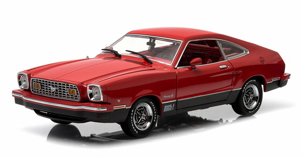 12867 - Greenlight Diecast 1976 Ford Mustang II Mach