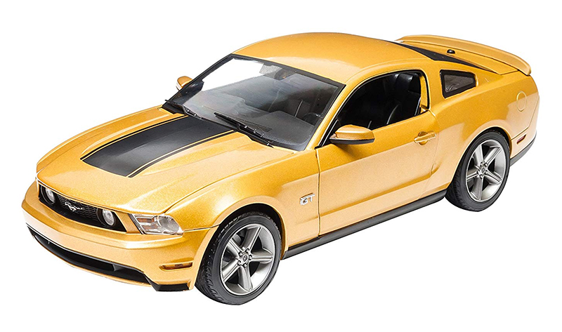 12870-B - Greenlight Diecast 2010 Ford Mustang GT