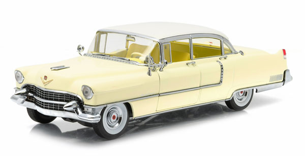 12937 - Greenlight Diecast 1955 Cadillac Fleetwood Series 60