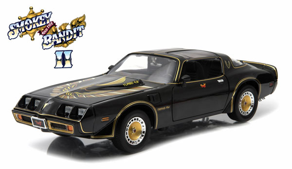 12944 - Greenlight Diecast 1980 Pontiac Firebird Trans Am Turbo 49L