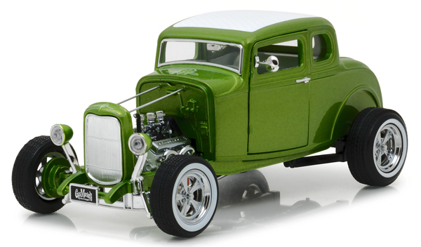 12974 - Greenlight Diecast 1932 Custom Ford Hot Rod