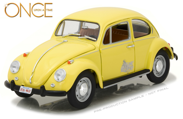 12993 - Greenlight Diecast Emmas Volkswagen Beetle Once Upon A Time