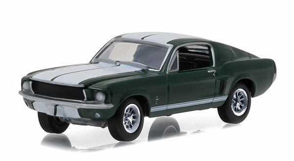 13170-A - Greenlight Diecast 1967 Ford Mustang