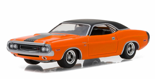 13170-E - Greenlight Diecast 1970 Dodge Challenger R_T