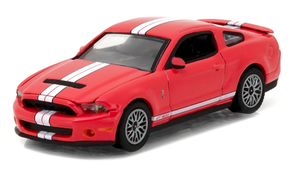 13180-D - Greenlight Diecast 2011 Ford Shelby GT 500