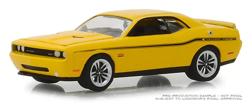13230-D - Greenlight Diecast 2012 Dodge Challenger