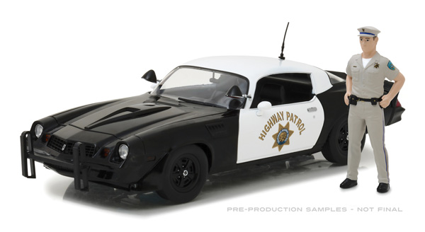 13506 - Greenlight Diecast California Highway Patrol 1979 Chevrolet Camaro Z_28