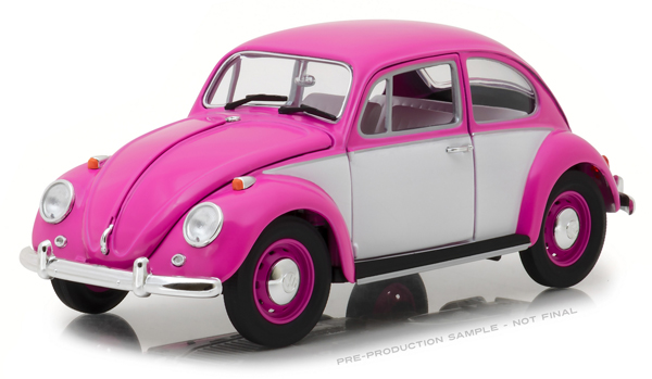13512 - Greenlight Diecast 1967 Volkswagen Beetle Right Hand Drive