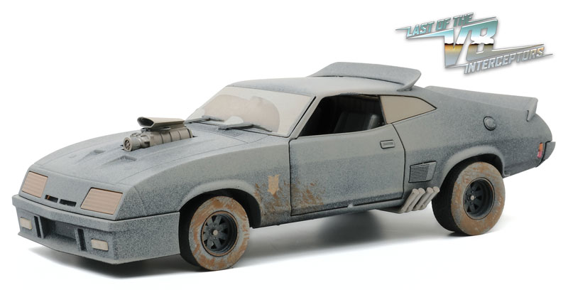 13559 - Greenlight Diecast 1973 Ford Falcon XB Weathered Version Last