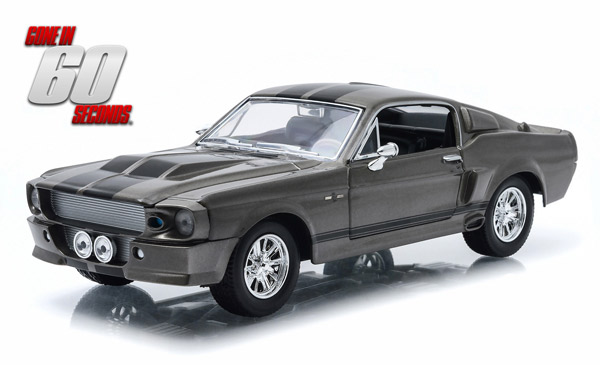 18220 - Greenlight Diecast Eleanor 1967 Ford Mustang Gone