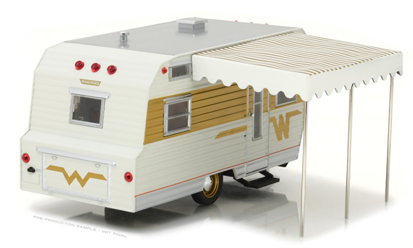 18420-B - Greenlight Diecast 1964 Winnebago 216 Travel Trailer Hitch and