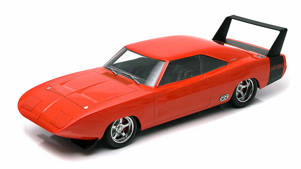 19004 - Greenlight Diecast 1969 Dodge Charger Daytona Custom