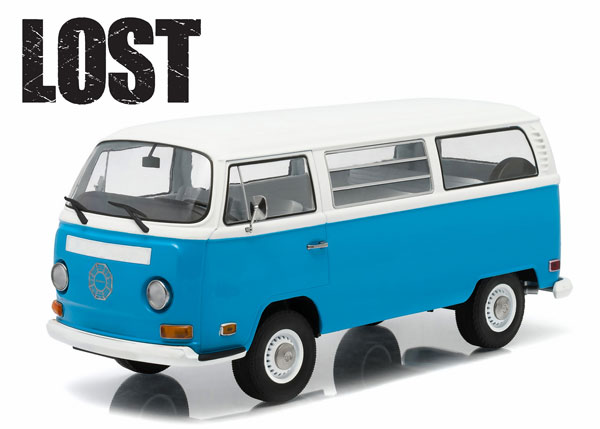 19011 - Greenlight Diecast Dharma 1971 Volkswagen Type 2 T2B Bus