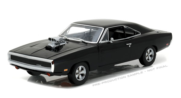 19027 - Greenlight Diecast 1970 Dodge Charger
