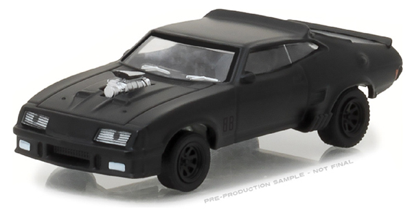 27930-A - Greenlight Diecast 1973 Ford Falcon XB Black Bandit Series