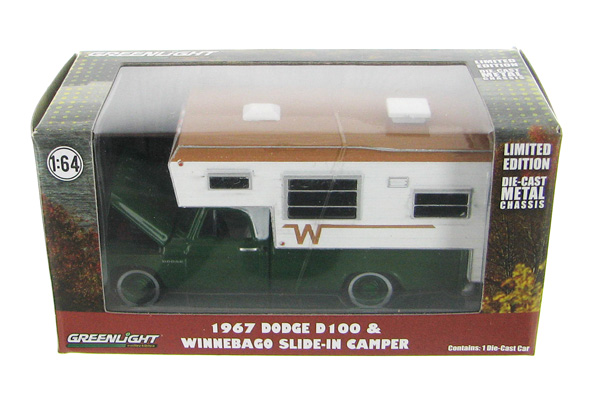 29866-SP - Greenlight Diecast 1967 Dodge