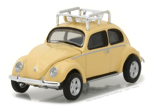 29870-A - Greenlight Diecast 1948 Volkswagen Split Window Beetle