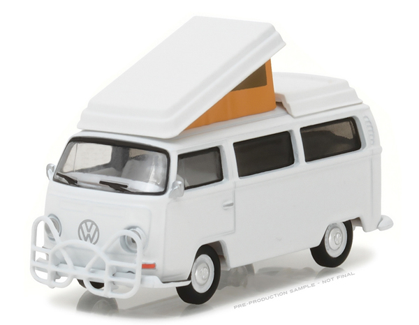 29870-B - Greenlight Diecast 1968 Volkswagen Type 2 Campmobile
